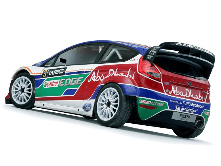 2011 Ford Fiesta RS WRC 290415