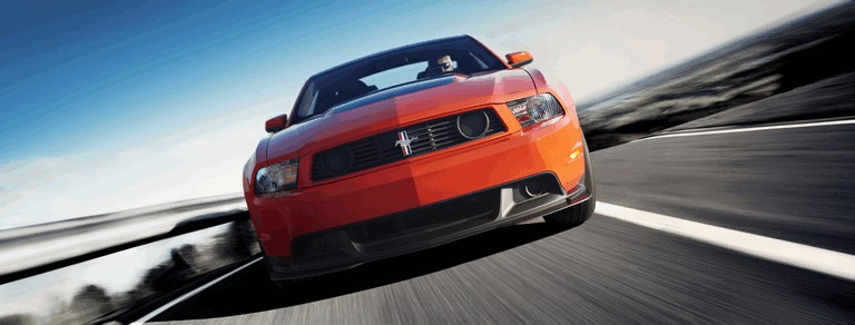 2012 Ford Mustang Boss 302 290447