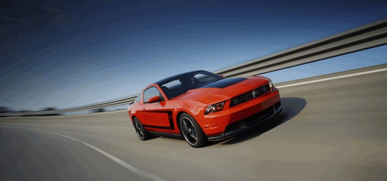 2012 Ford Mustang Boss 302 290448