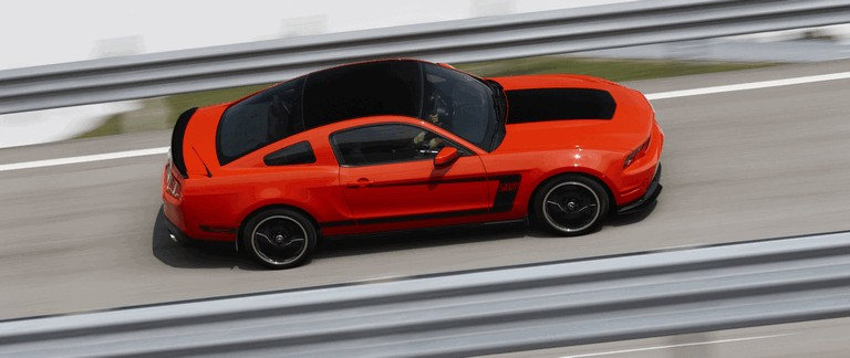 2012 Ford Mustang Boss 302 290450