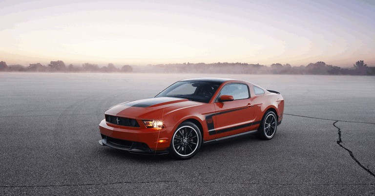 2012 Ford Mustang Boss 302 290452