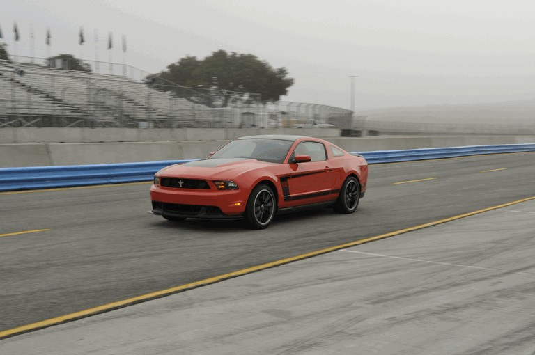 2012 Ford Mustang Boss 302 290455