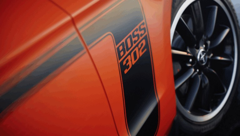 2012 Ford Mustang Boss 302 290460