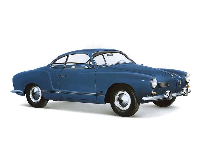 1955 Volkswagen Karmann 290669