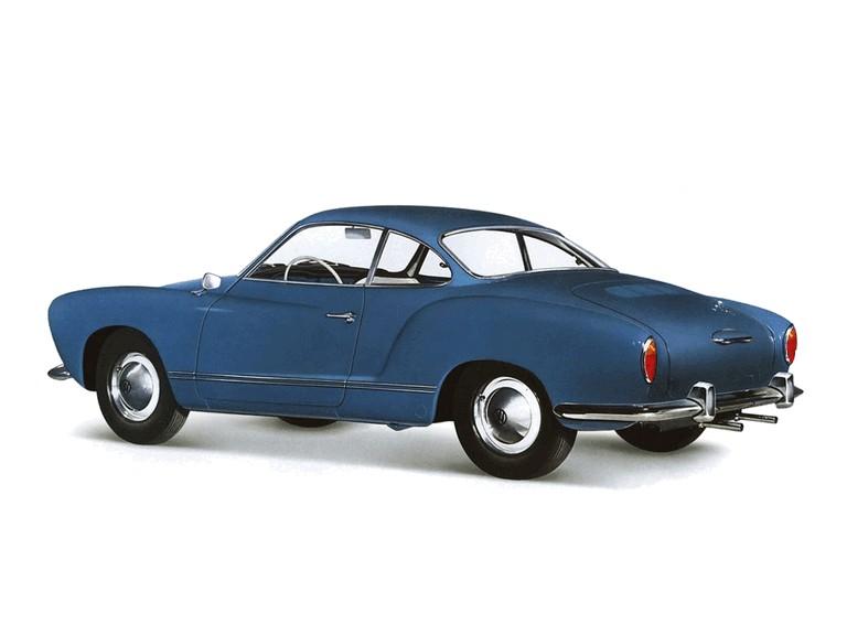 1955 Volkswagen Karmann 290670