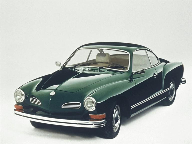 1955 Volkswagen Karmann 290671