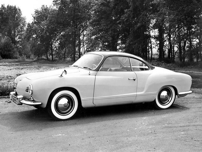 1955 Volkswagen Karmann 290674