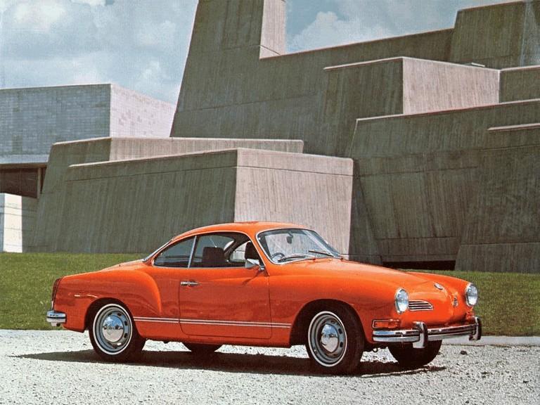 1955 Volkswagen Karmann 290677