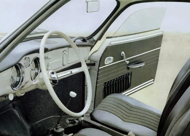 1955 Volkswagen Karmann 290678