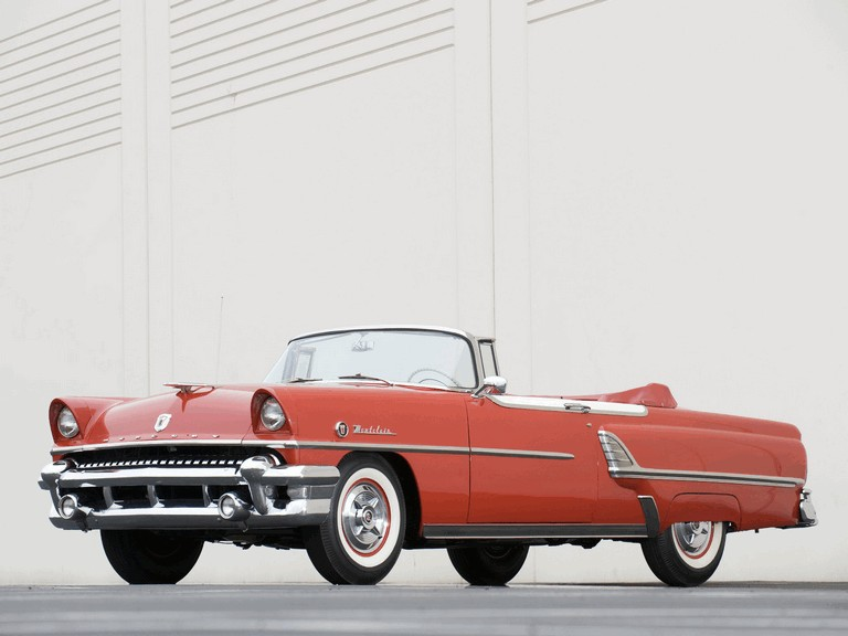 1955 Mercury Montclair convertible 290734