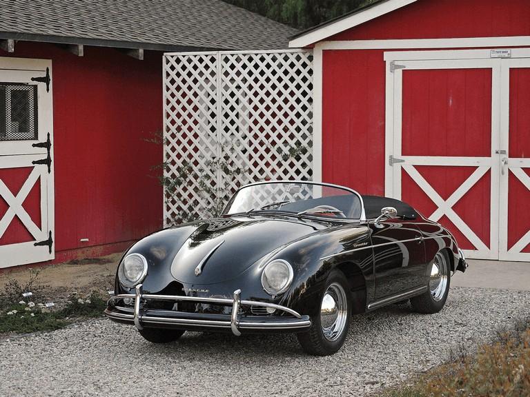 1956 Porsche 356A 1600 De Luxe Speedster 290752