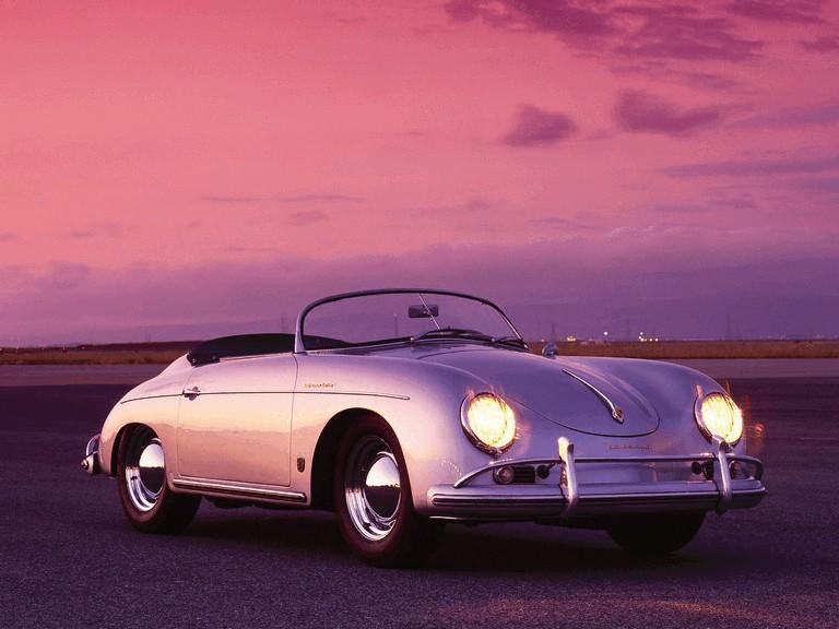1956 Porsche 356A 1600 De Luxe Speedster 290754