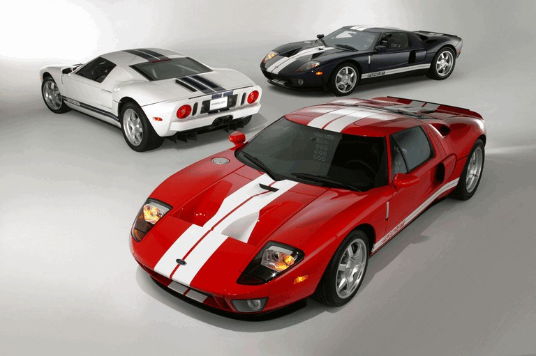2005 Ford GT 486868