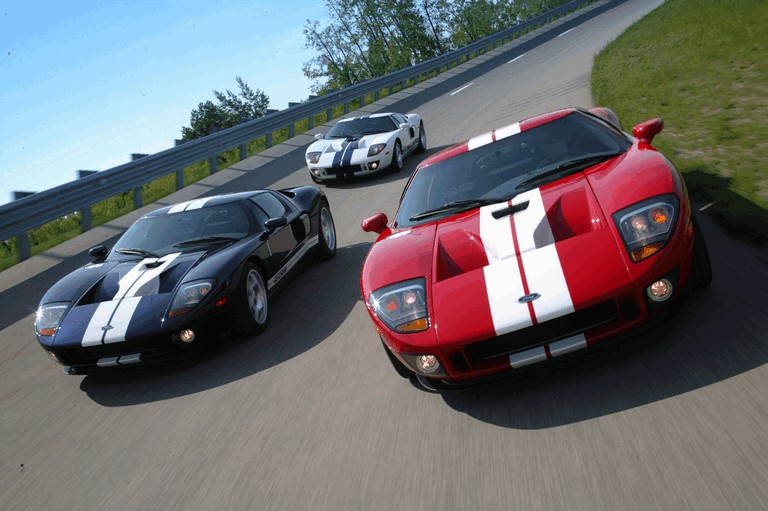 2005 Ford GT 486871