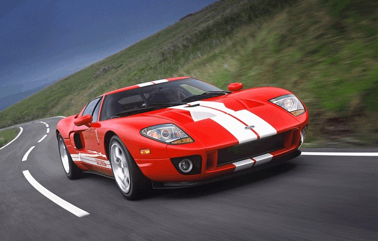 2005 Ford GT 486880