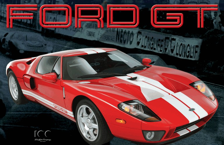 2005 Ford GT 486890