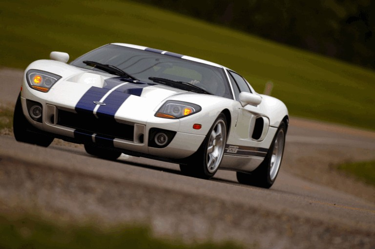 2005 Ford GT 486892