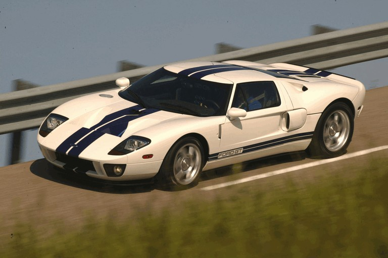 2005 Ford GT 486893