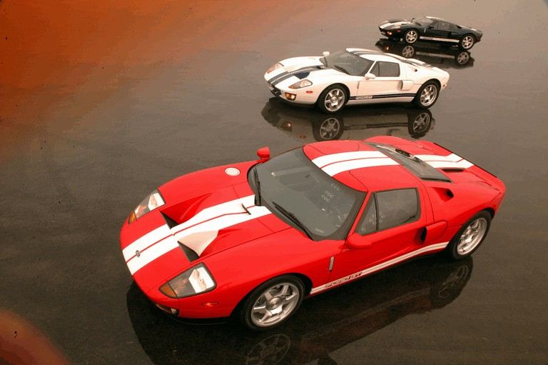 2005 Ford GT 486909