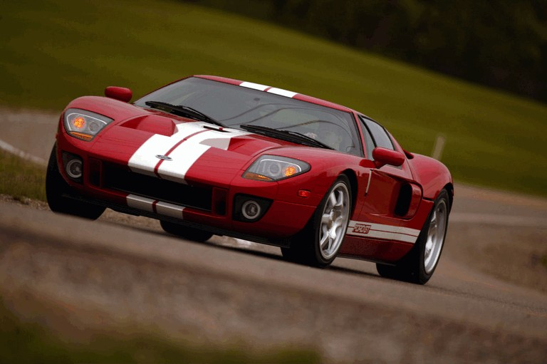 2005 Ford GT 486912