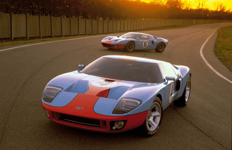 2005 Ford GT 486917