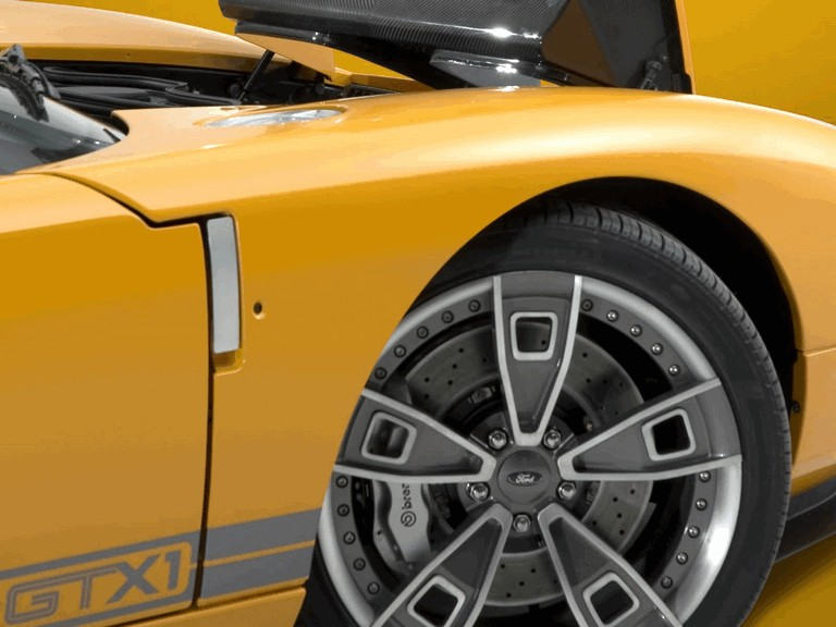 2005 Ford GTX1 roadster concept 205819