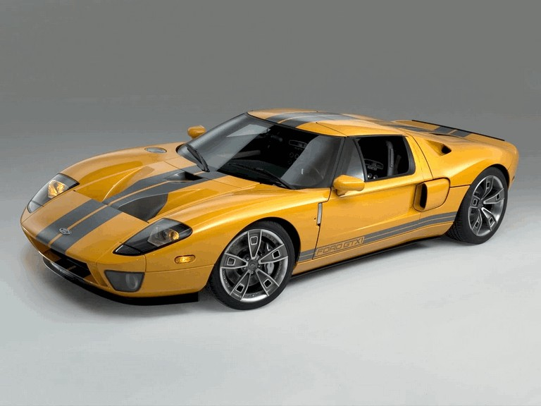 2005 Ford GTX1 roadster concept 205822