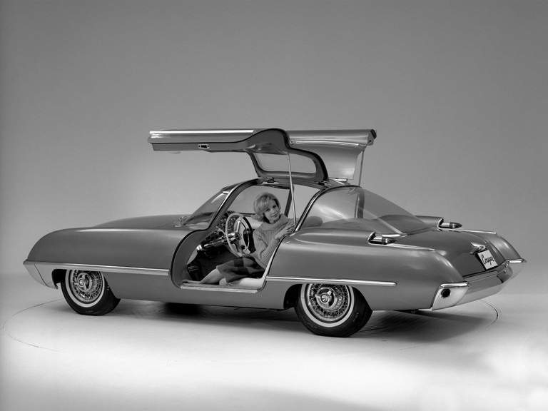 1962 Ford Cougar concept 369896