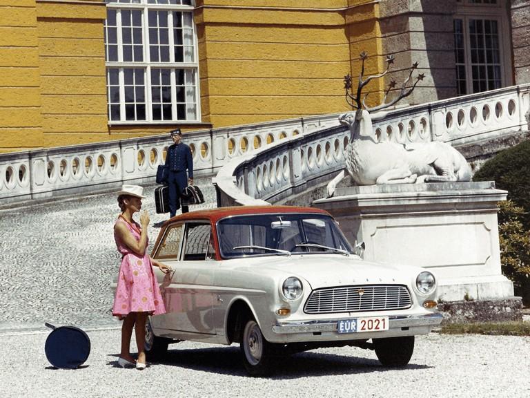 1962 Ford Taunus 12M ( P4 ) 290843