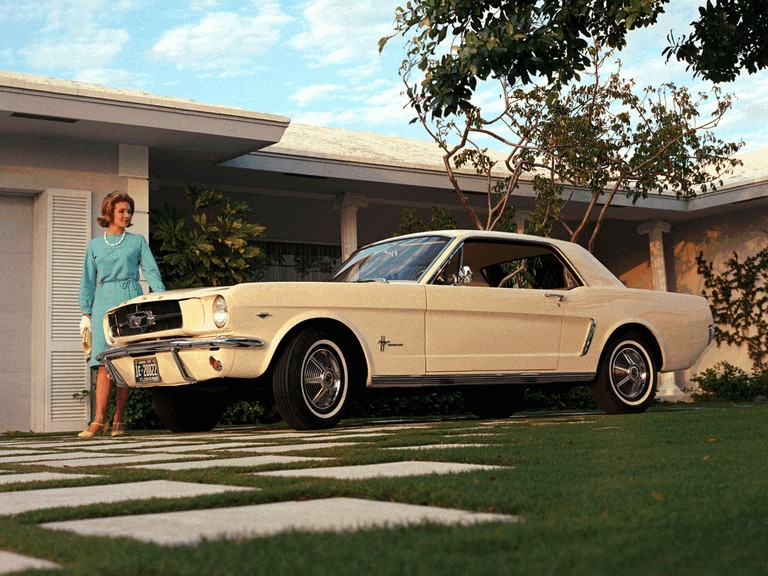 1964 Ford Mustang 290847