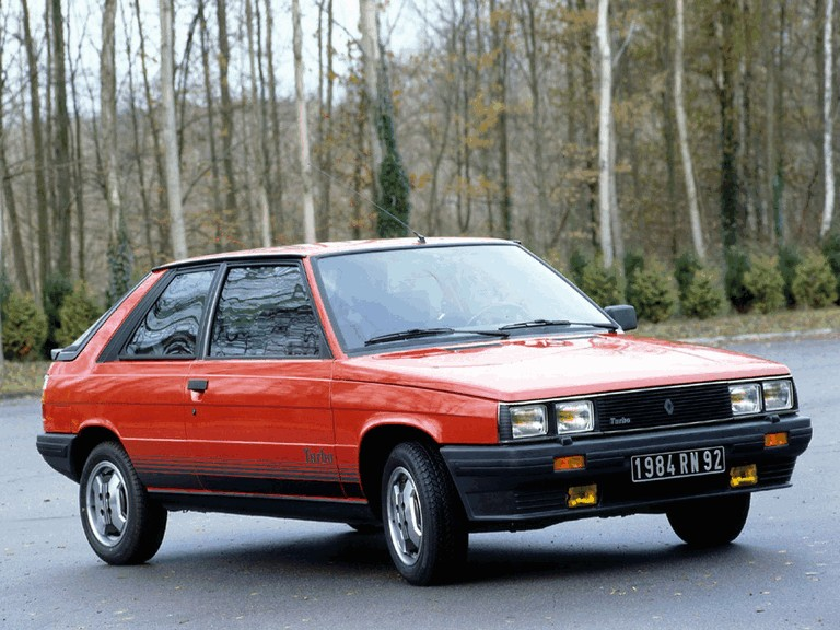 1981 Renault 11 Turbo 290867