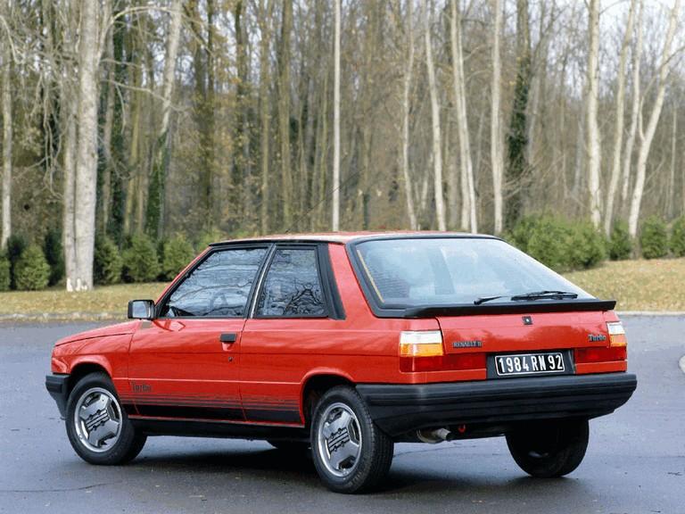 1981 Renault 11 Turbo 290868
