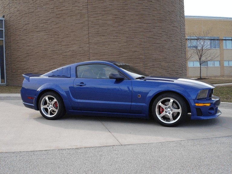 2005 Ford Mustang 205877