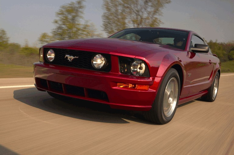 2005 Ford Mustang GT 486969