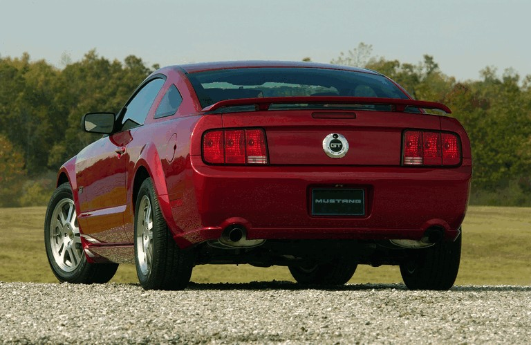 2005 Ford Mustang GT 486971