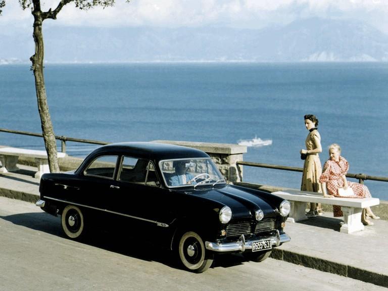 1952 Ford Taunus 12M ( G13 ) 291000