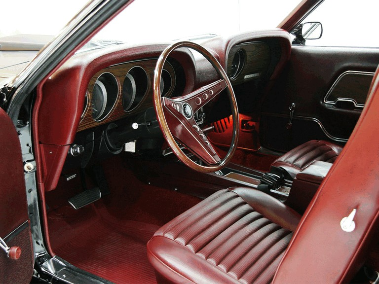 1969 Ford Mustang Mack 1 291009