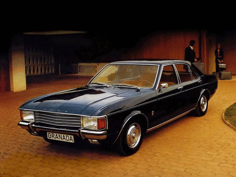 1972 Ford Granada 291021