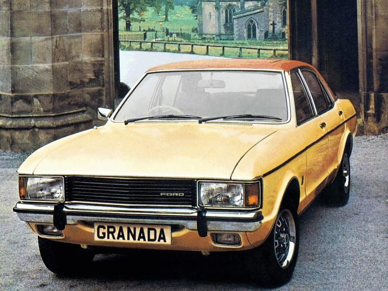 1972 Ford Granada 291022