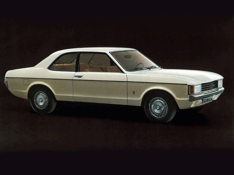 1972 Ford Granada coupé 291024