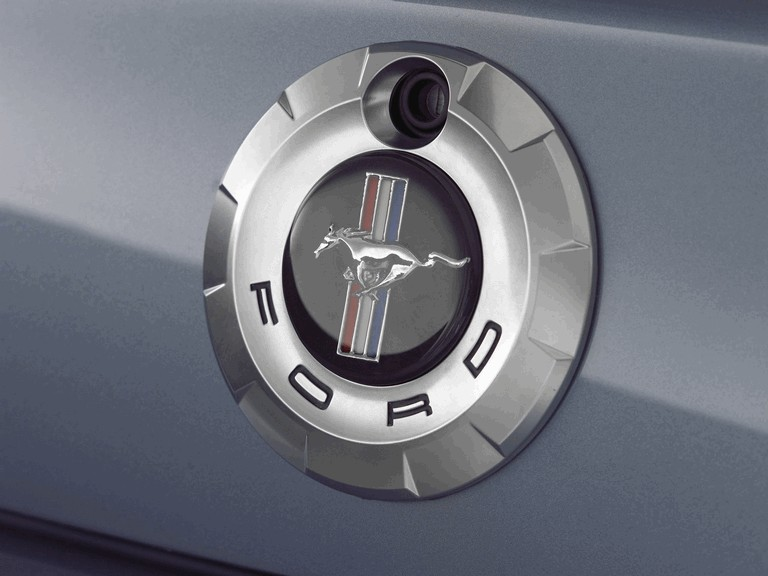 2005 Ford Mustang V6 487022
