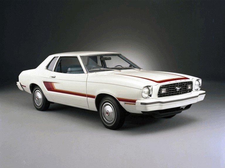 1977 Ford Mustang coupé 291033