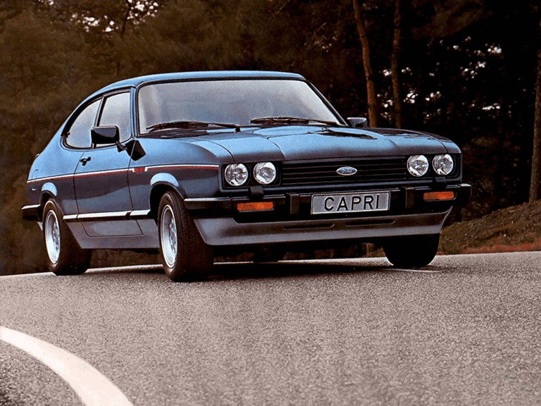 1981 Ford Capri 2.8 Injection 291046