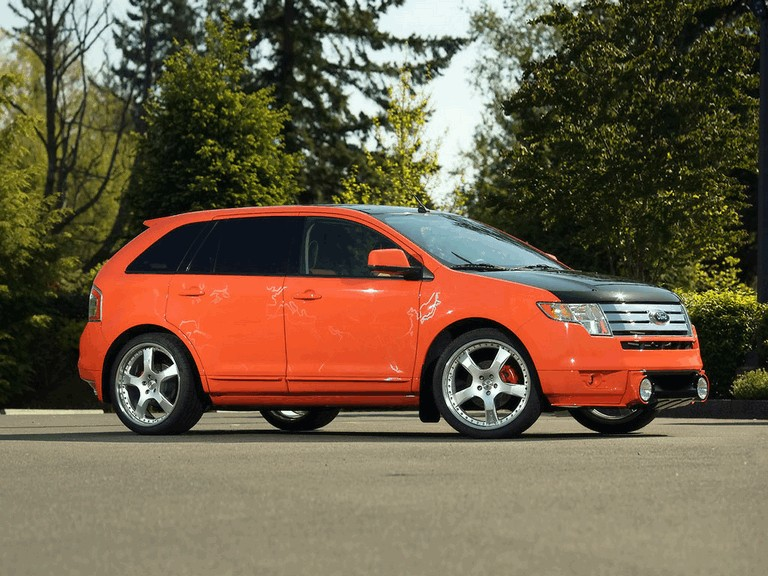 2009 Ford Edge by H&R 291061