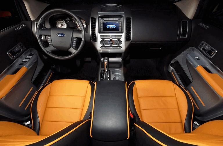 2009 Ford Edge by H&R 291063