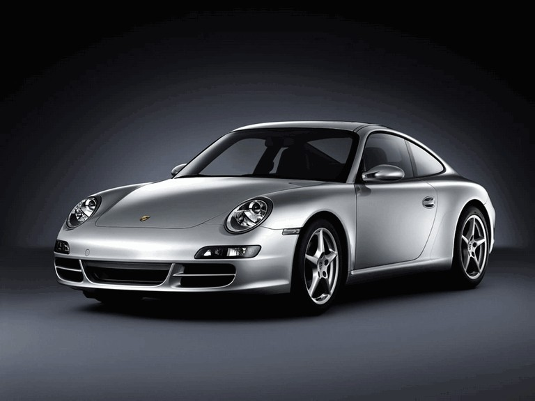 2005 Porsche 911 Carrera 206001
