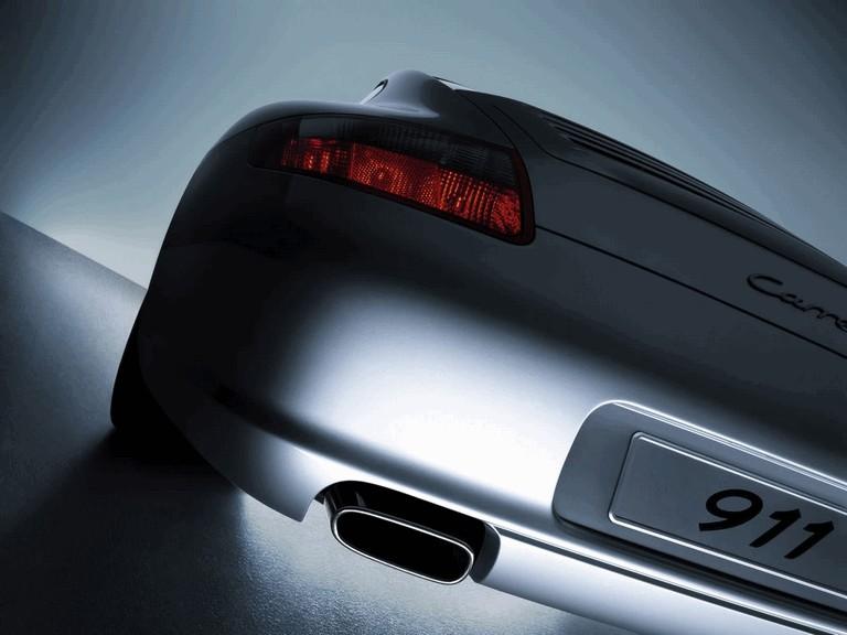 2005 Porsche 911 Carrera 206005