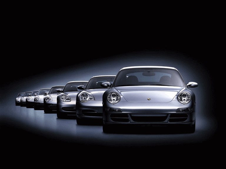 2005 Porsche 911 Carrera 206007