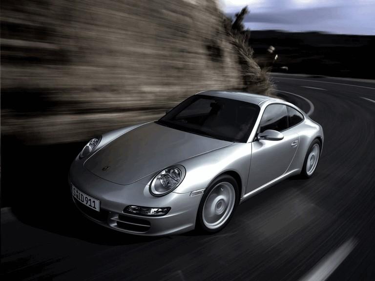 2005 Porsche 911 Carrera 206008