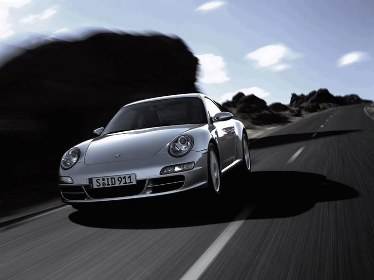 2005 Porsche 911 Carrera 206010